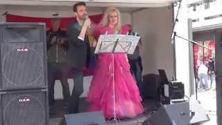 gay pride  AMSTERDAM WEST 2015  the phantom of  the  opera