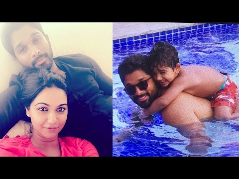 Thumbnail: Allu Arjun's Son Ayaan Birthday Celebrations in Goa
