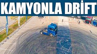 Kamyonla Drift Yaptık | Ford Trucks F-MAX