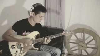 Sou Ciumento Mesmo na guitarra NINO