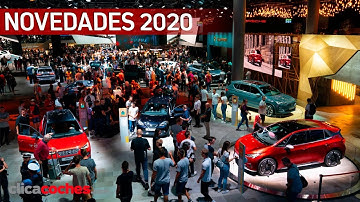 10 NOVEDADES DE COCHES PARA 2020 - Clicacoches.com