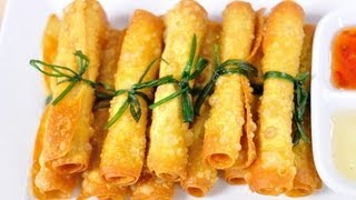 Fried Shrimp Wontons (gieaw Goong Tod)