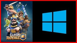 Gambar cover How to download and play Clash Royale on your computer - Tutorial