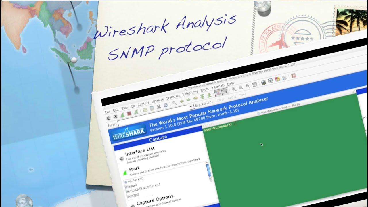 Wireshark SNMP Protocol Analysis Tutorial,RFC 1098
