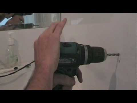 How To Drill A Hole In Ceramic Tile Great Tip
