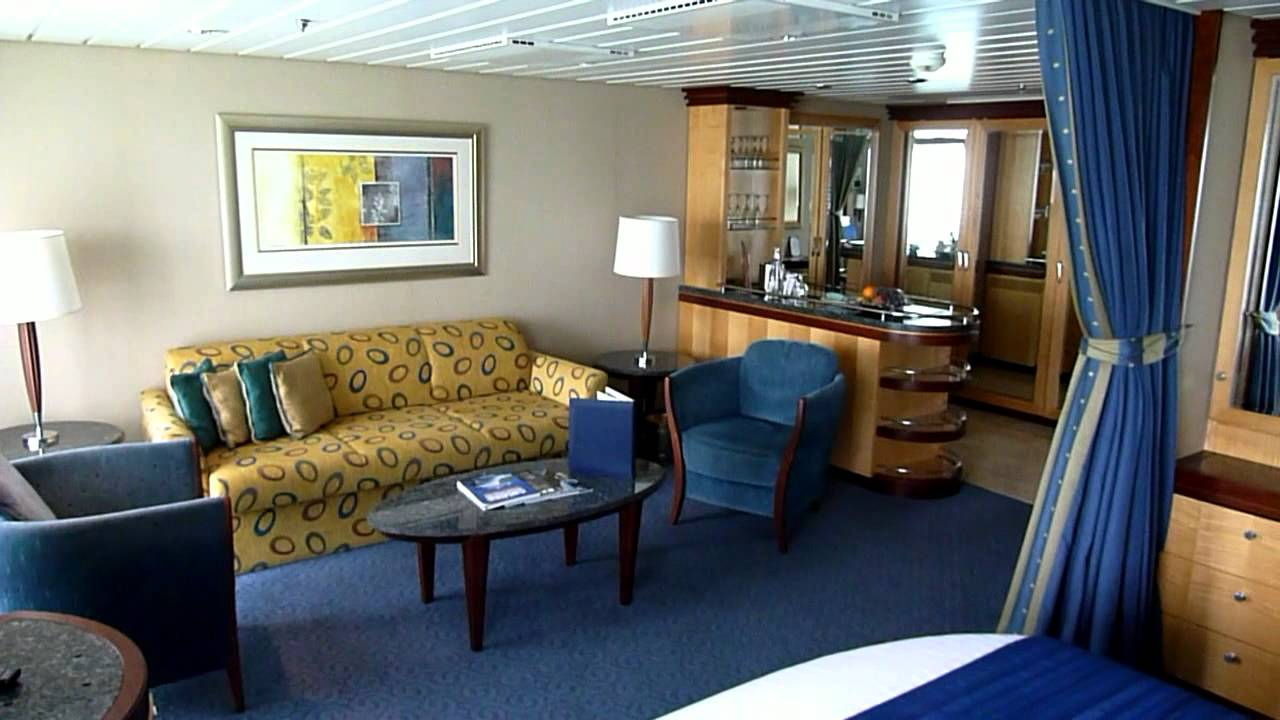 Grand Suite 1556 Navigator Of The Seas Youtube
