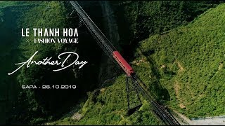 LE THANH HOA x FASHION VOYAGE Fall-Winter 2019 in SAPA - BTS scouting location