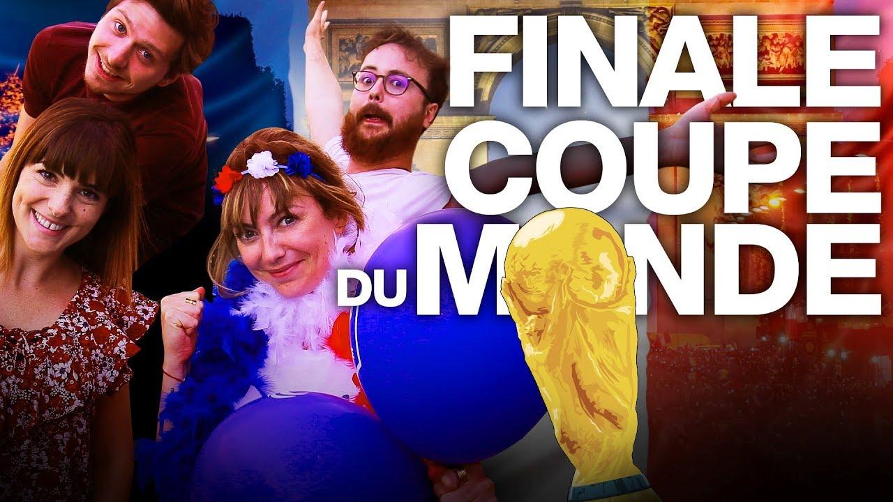 EN FINALE DE LA COUPE DU MONDE 🇫🇷 - Marion et Anne So