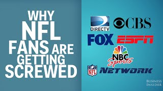 Why NFL Fans Are Getting Screwed