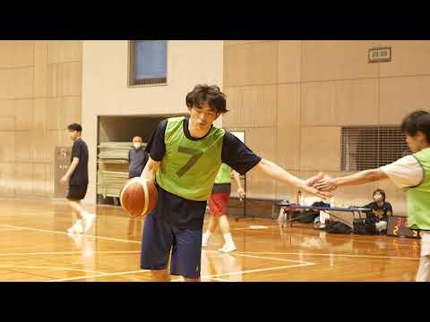 東京都立大学男子バスケットボール部新歓PV2021が公開されています!