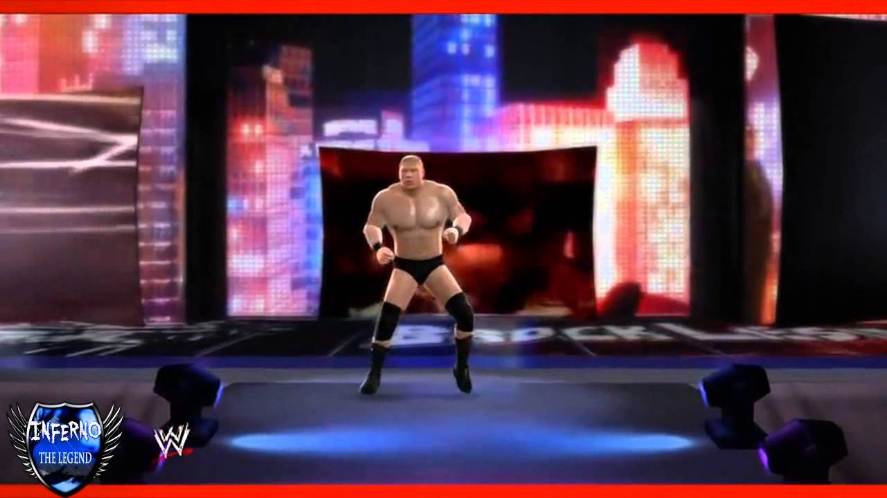 wwe 2k14 brock lesnar entrance wwwimgkidcom the