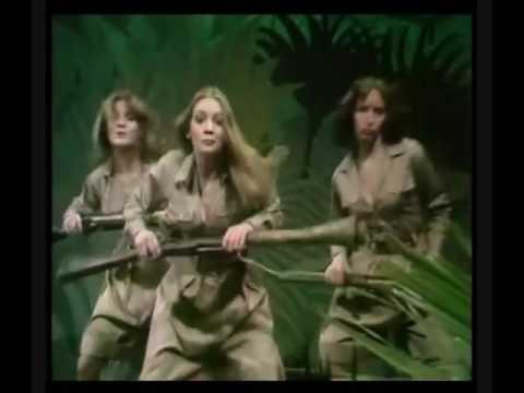 Hank Mizell  Jungle Rock 1976