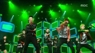 Tony & Smash - Gęt your swag on, 토니 & 스매쉬 - 겟 유어 스웨그 온, Music Core 20120317