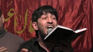 Haci Zahir Mirzevi / Mersiye-Yarali / Xanim Zehra meclisi / Eyyami Fatimiyye 2019