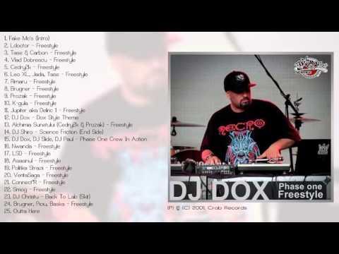 DJ DOX - Phase One Freestyle Session | 2001 | Full Mix