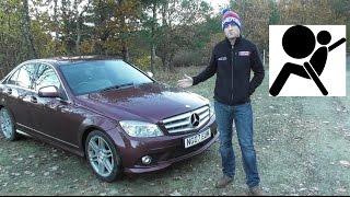 Mercedes C Class W204 Airbag Diagnose & Reset i980