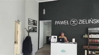 Hot odwiedza: Paweł Zieliński Studio fryzur