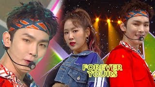 KEY - Forever Yours @ Popular Inkigayo 20181111