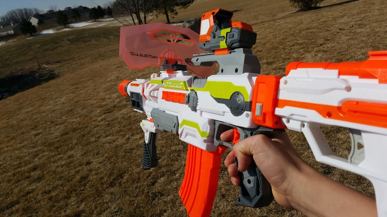 NERF N-STRIKE Double Blast Bundle - EA Games