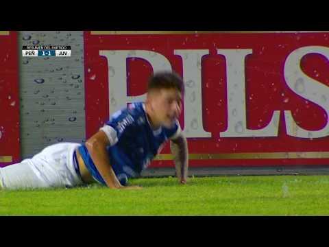 Apertura - Fecha 3 - Peñarol 4:1 Juventud