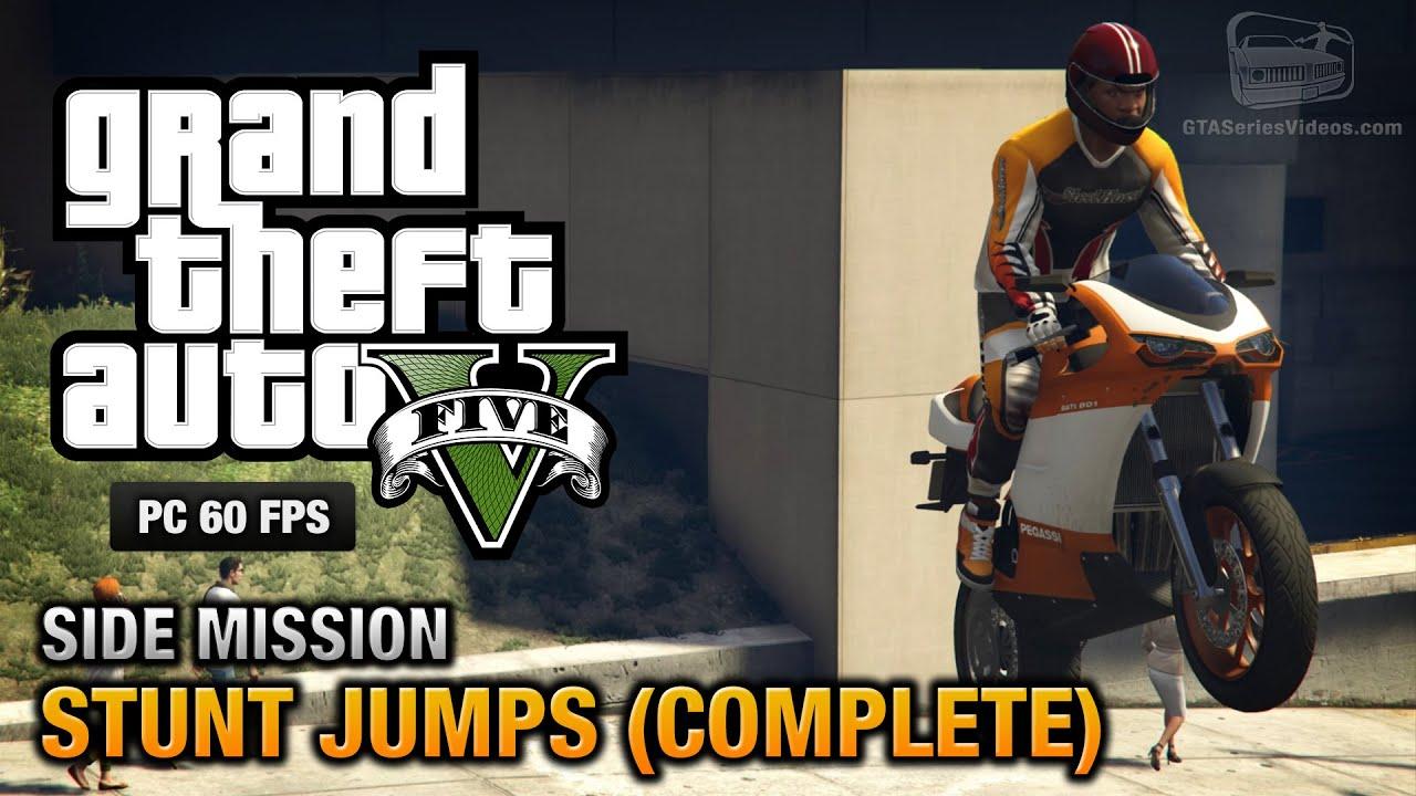 Gta v stunt jump locations online dating
