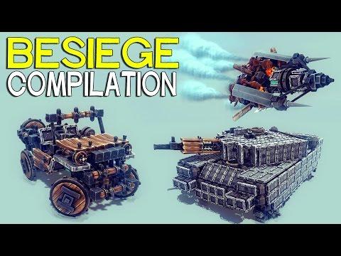 Besiege игра 2015