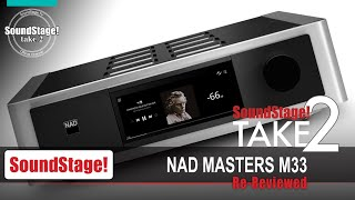 Is Room Correction the Answer? The NAD M33 Integrated Amplifier Review (Take 2, Ep:18)