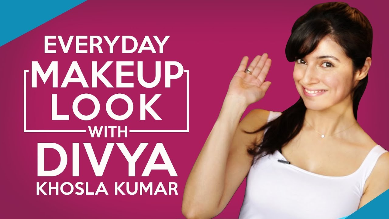 GRWM: Divya Khosla Kumar Everyday Makeup Look | Get Ready With Divya Khosla Kumar | S01E02