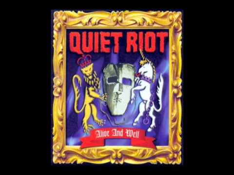 Quiet Riot - Mamma Weer all Crazee now (with lyrics on description)