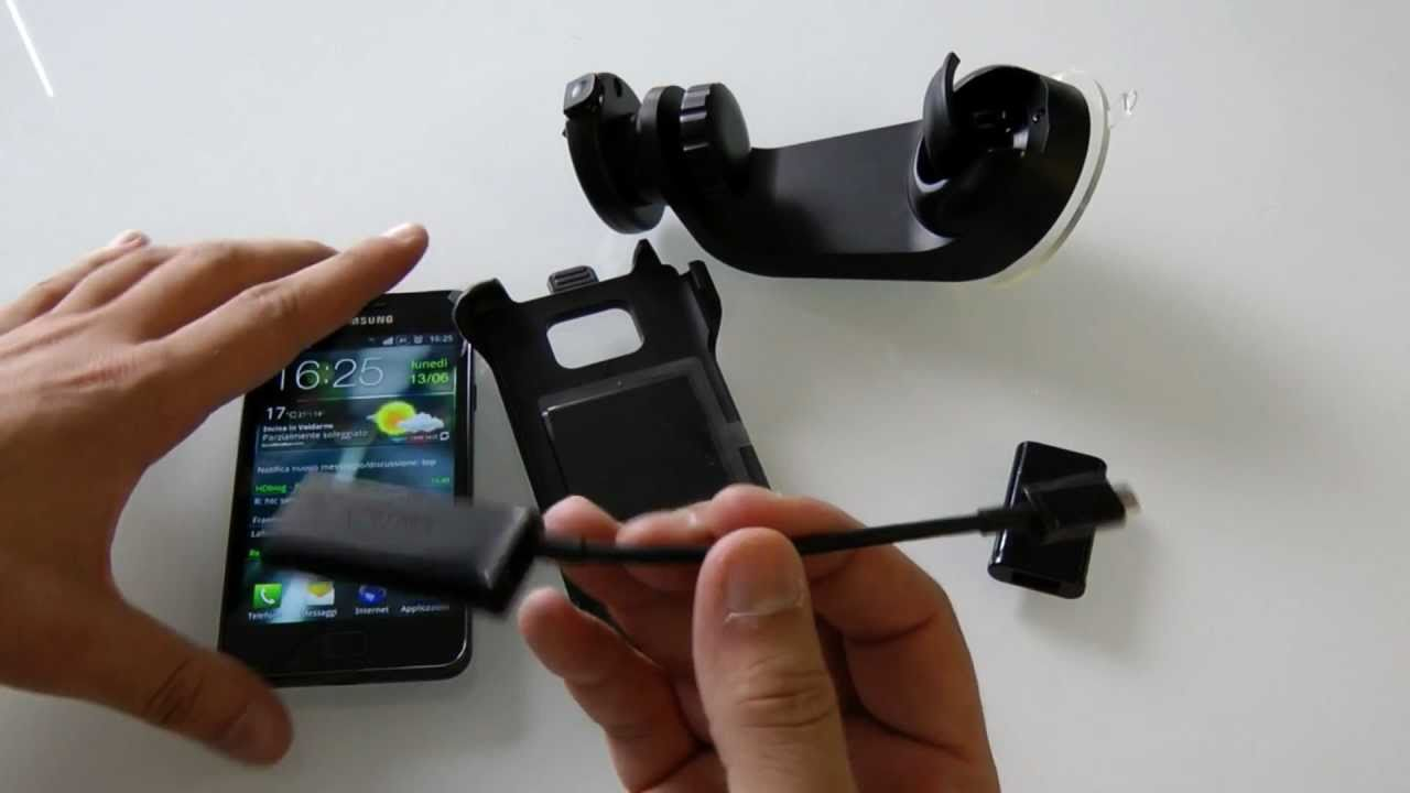 c6fd616e6d6 Samsung Galaxy S II: los accesorios originales más destacados de la firma