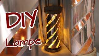 Lampe selber bauen - lamp - DIY