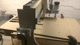 200usd Diy Drawer Slider Cnc In Action