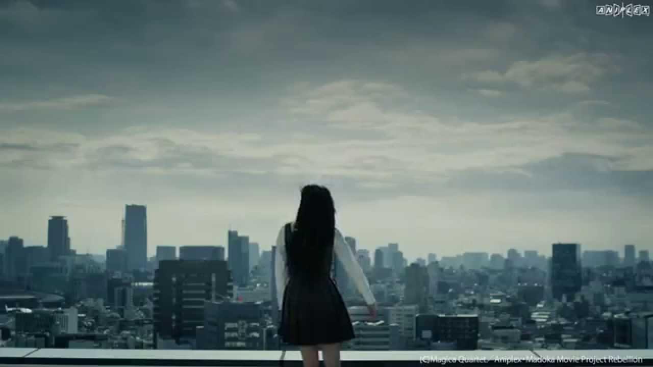 「劇場版 魔法少女まどか☆マギカ [新編]叛逆の物語」×「乃木坂46」 PV
