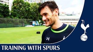 Tottenham Crossbar Challenge | Goalkeeper Edition