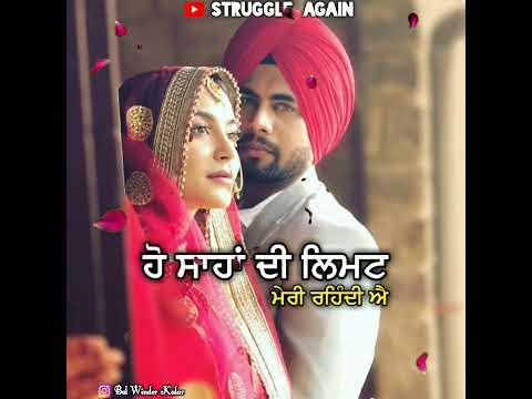 Punjabi photo status video download sad song