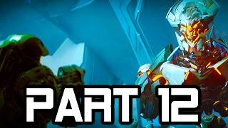 Halo 5 Gameplay Walkthrough Part 12 - FINDING CORTANA - Mission 7!! (Halo 5 Guardians Gameplay)