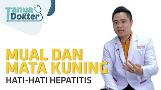 Penyakit hepatitis bisa dihindari bila Anda tahu penyebabnya. Pada kesempatan kali ini, dr. Silvia a.