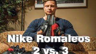 Video Review Nike Romaleos 2 vs. Nike Romaleos 3 download MP3, 3GP, MP4, WEBM, AVI, FLV Juli 2017