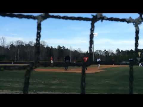 Hitting Vs Olympic HS (2-2 Single, Double, RBI) 3/26