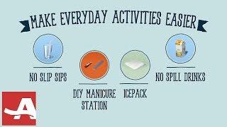 Make Everyday Activities Easier | Life Hacks for Caregivers | AARP