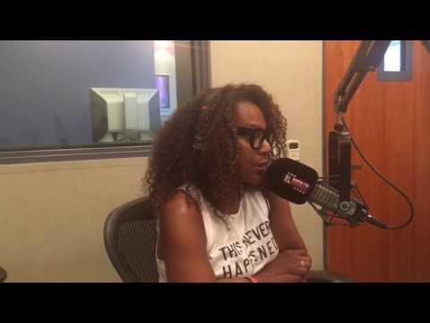 Jasmine Sanders On R. Kelly-The DL Hughley Show