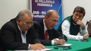 18-11-2015: Arbitri nel volley, intervista a Domenico De Luca in Puglia