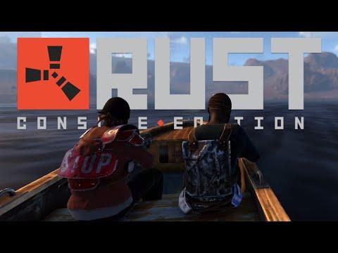 Как выглядит Rust Console Edition на Xbox One - разработчики показали геймплей