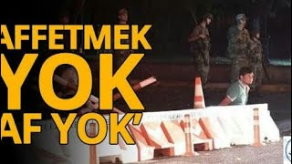 SON DAKİKA (Af yok) Ak parti af cıkmıyor 24. 09.2018