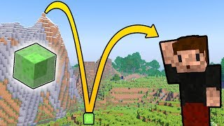 JAK WYSOKO MOŻNA SIĘ ODBIĆ? - Minecraft: Bedrock Edition