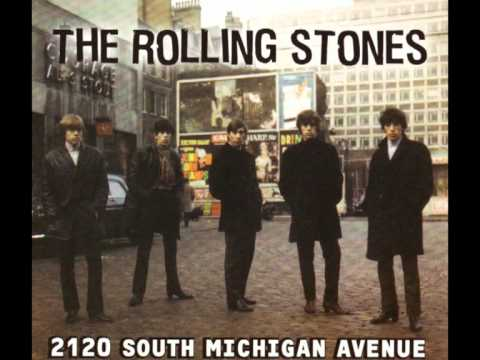 """The Rolling Stones - """"Key To The Highway""""(outtake) Chess, 1964"""
