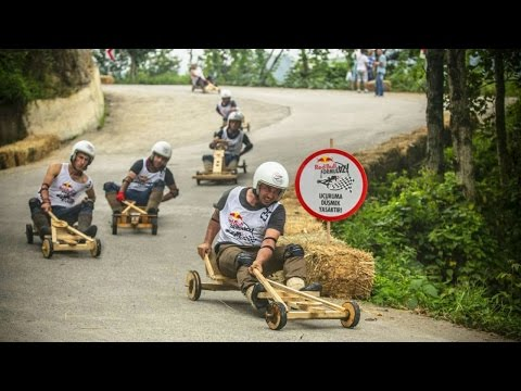 Formulaz, Tahta Araba Yarışı, Rize // Wooden Car Race in Rize, Turkey