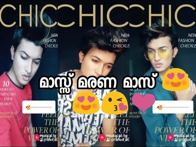Smiling star???? | Rishad nk musically dubsmash completion | Rishad nk Malayalam dubsmash