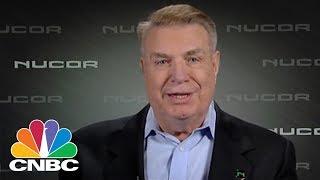 Nucor CEO: Optimistic About 2018 | Mad Money | CNBC