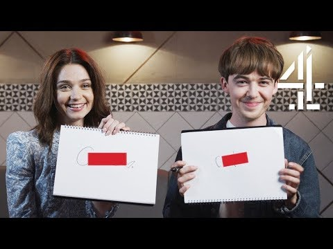 How Well Do Alex Lawther & Jessica Barden Know Each Other?? Funny End of the ******* World Interview